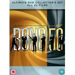 James Bond - 22 Film Collection [DVD] [1962]